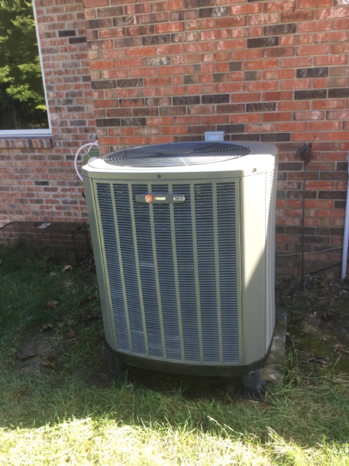 Clayton, IN - Trane A/C Cooling Precision Tune Up