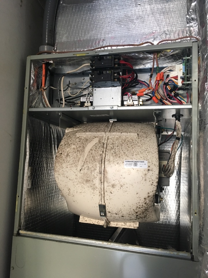 Martinsville, IN - No Heat Service Repair American Standard Air Handler Heat Pump