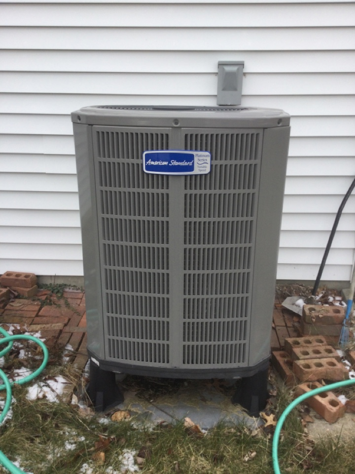 Danville, IN - American Standard HeatPump Cooling Precision Tune Up and Service