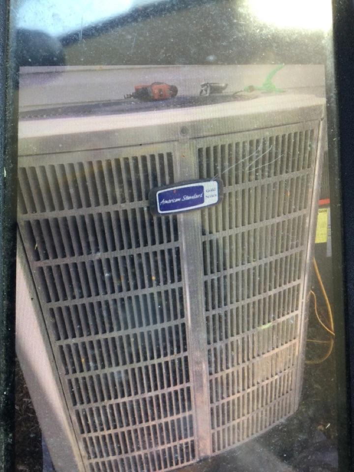 Brownsburg, IN - American standard AC service maintenance and repair
