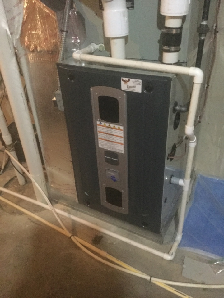 Speedway, IN - American Standard A/C cooling Filter drop