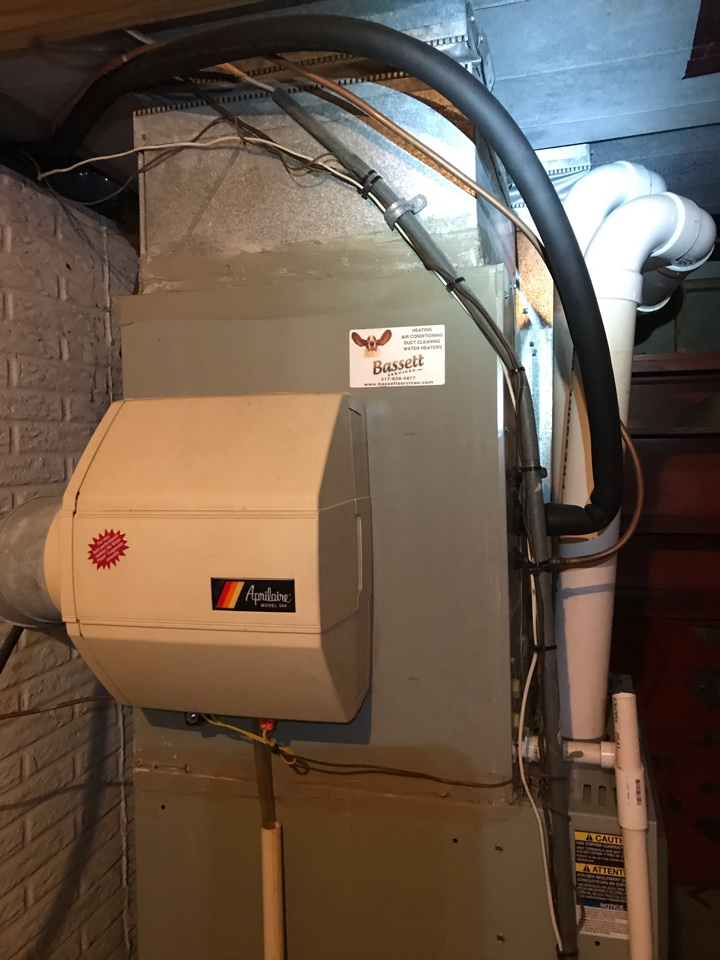 Zionsville, IN - Repairing a Humidifier