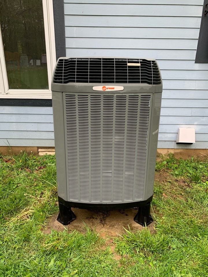 Monrovia, IN - 12 Year Old Trane Heat Pump and 16 Year Old Carrier Heat Pump Spring Tune Up