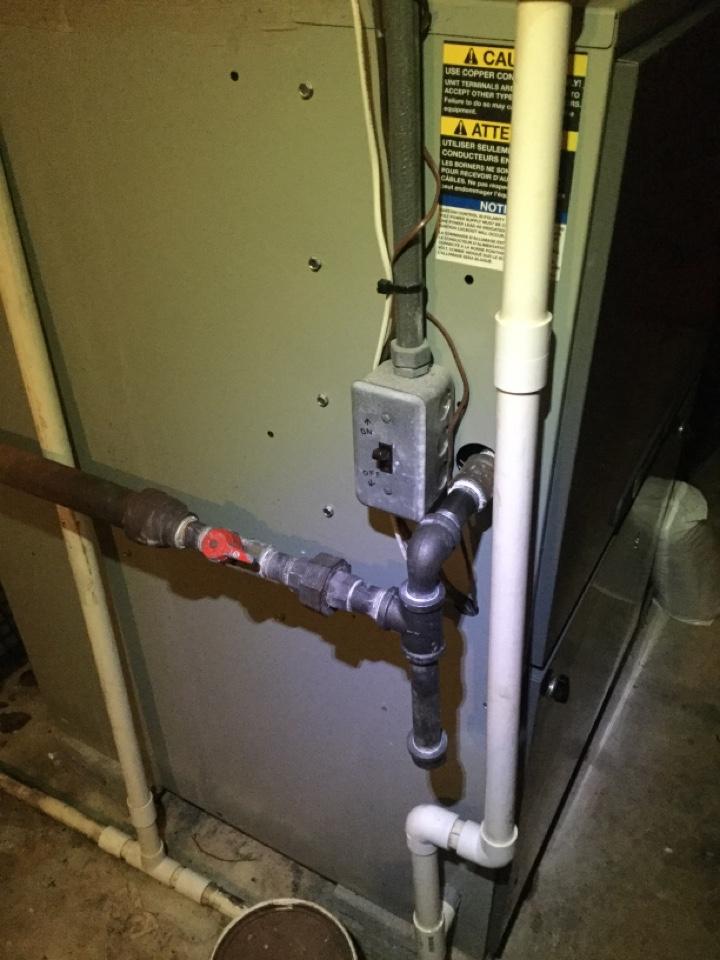 Zionsville, IN - Trane Furnace Service Repair