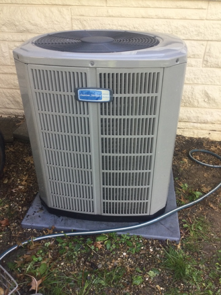 Plainfield, IN - Ac Tuneup on American Standard