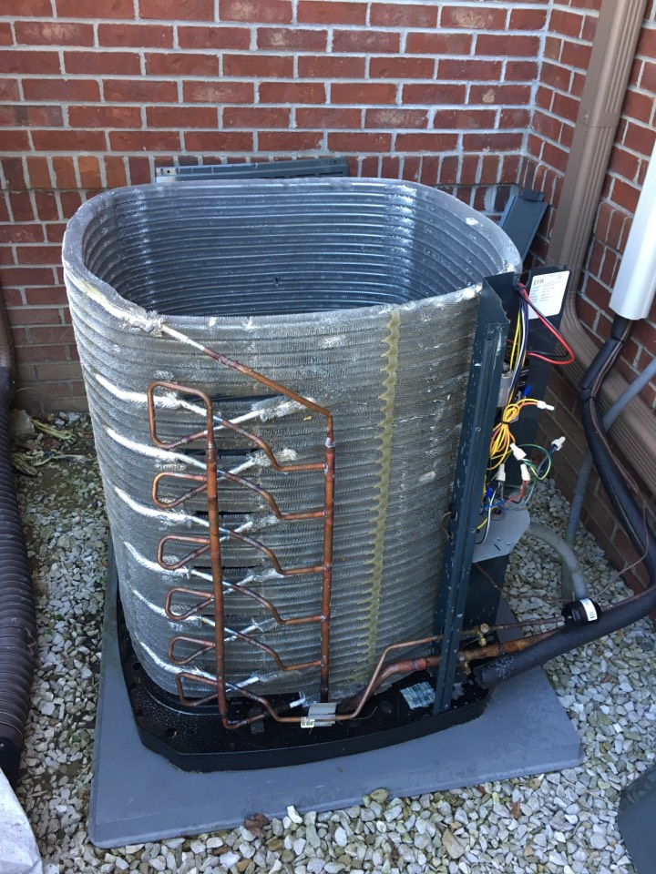 Mooresville, IN - Cooling Maintenance Service Trane Air Conditioner