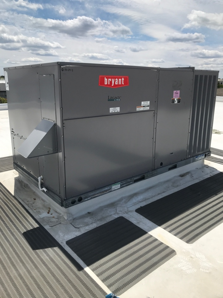 Fishers, IN - Repairing a Bryant gas furnace air conditioner