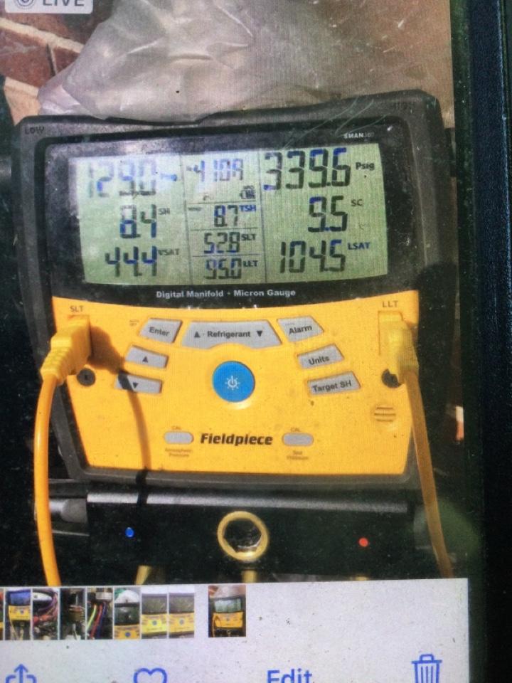Zionsville, IN - Heil Heat pump service maintenance and repair