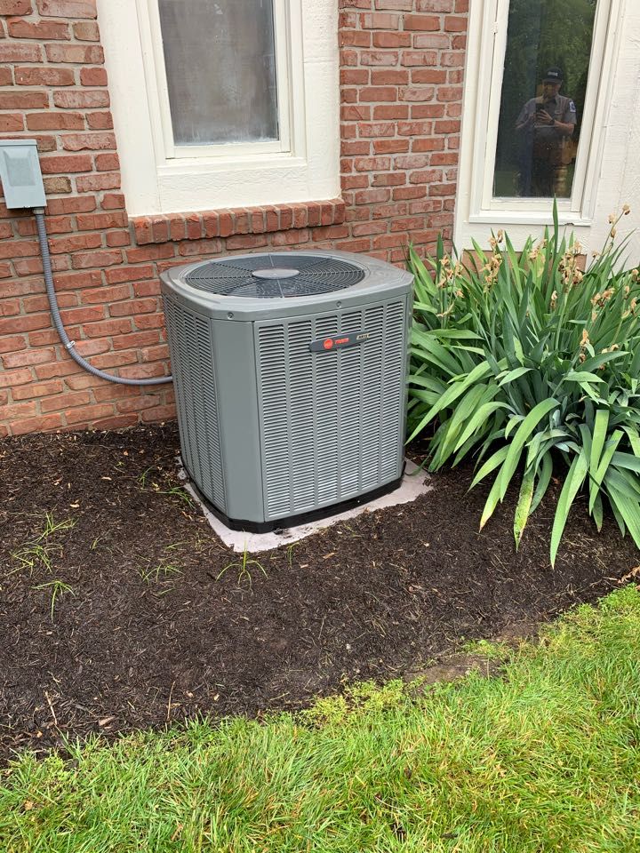 Fishers, IN - Eight Year Old Trane Condensor Spring Tune Up