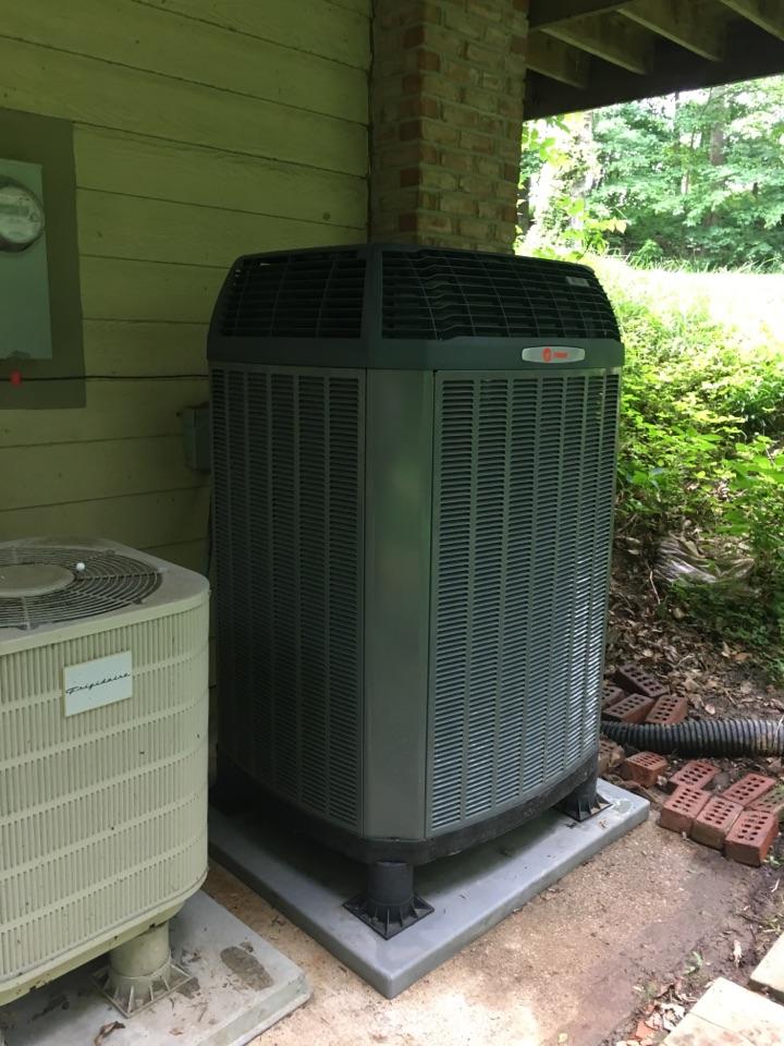 Monrovia, IN - No Cool Service Repair Trane Heat Pump