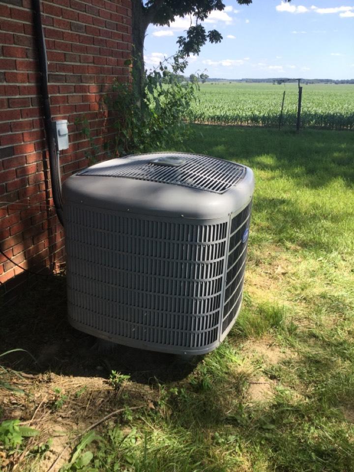 Stilesville, IN - No Cool Service Repair Carrier Heat Pump Air Conditioner