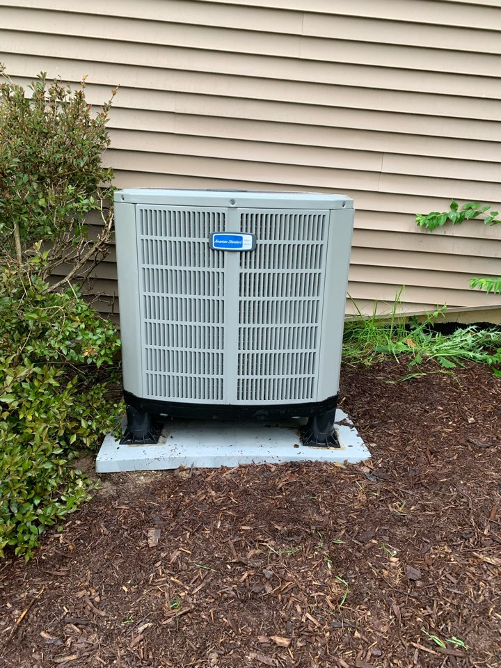 Fishers, IN - Four Year Old American Standard Heat Pump Spring Tune Up