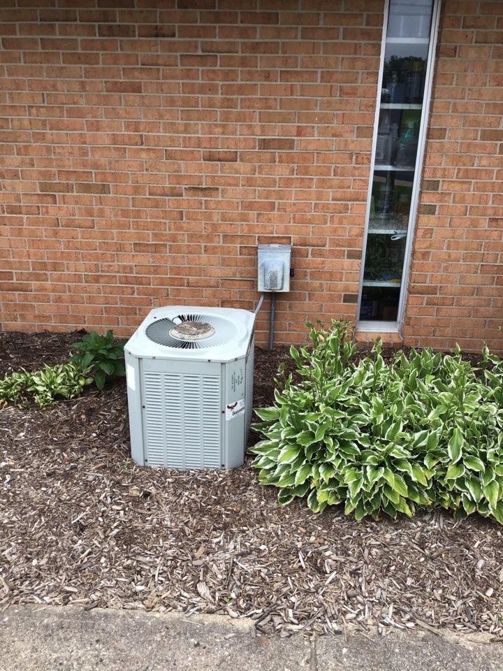 Monrovia, IN - Estimate on New Installation of American Standard Heat Pump System.