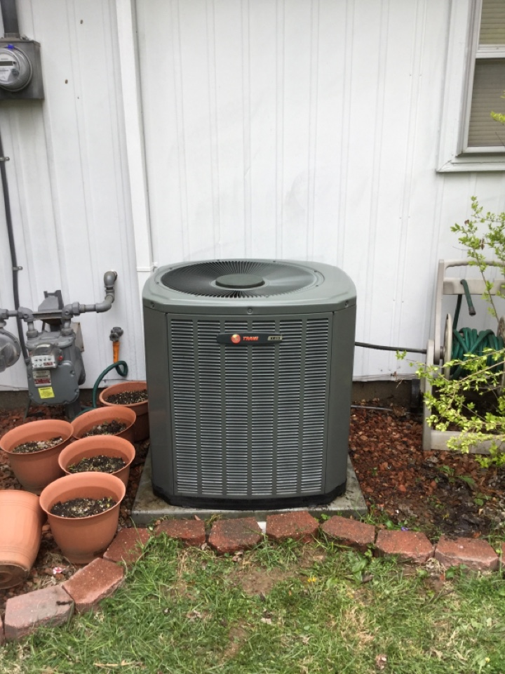 Trane A/C Cooling Precision Tune Up and Service