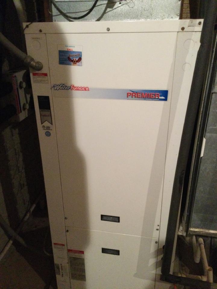 Jamestown, IN - Geothermal Water Furnace AC service maintenance and repair