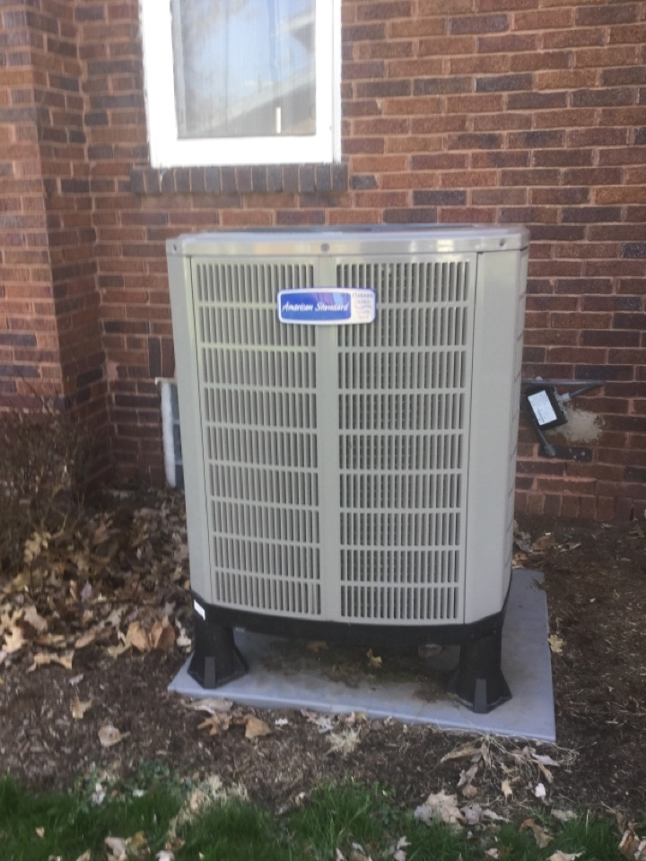 Danville, IN - American Standard A/C Cooling Precision Tune Up and Service