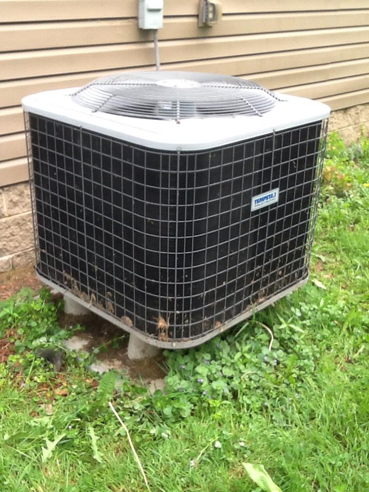 Paragon, IN - Air Conditioning Repair on Tempstar Heat Pump & Air Handler