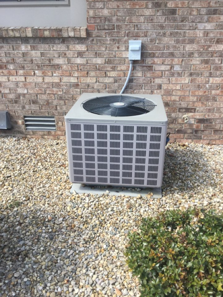 Clayton, IN - Rheem A/C cooling precision tuneup and repair