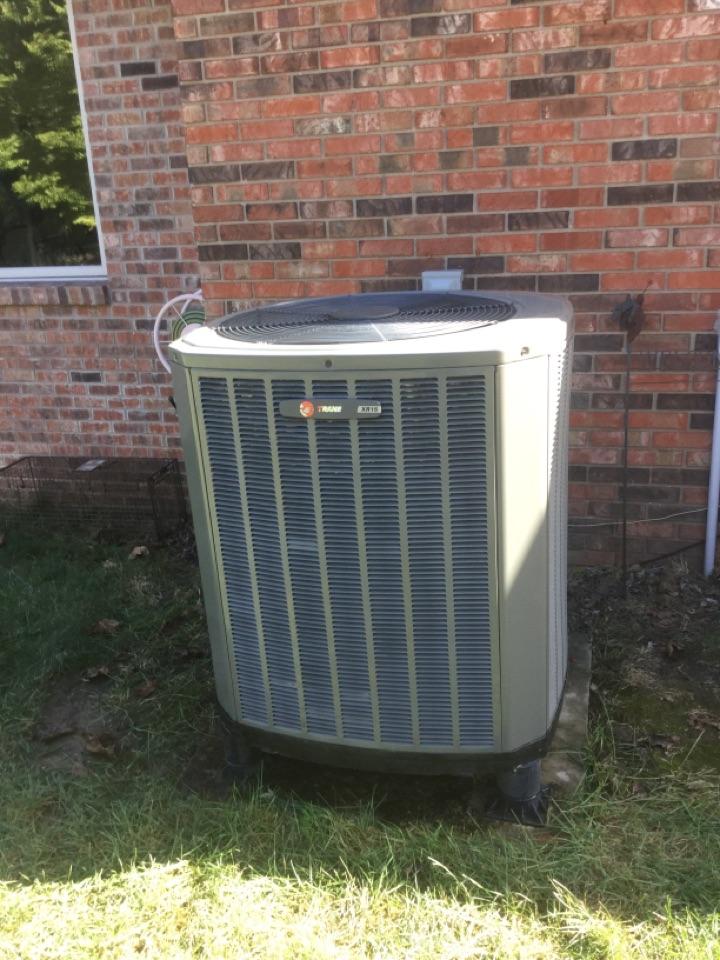 Danville, IN - Trane HeatPump Cooling Precision Tune Up and Service