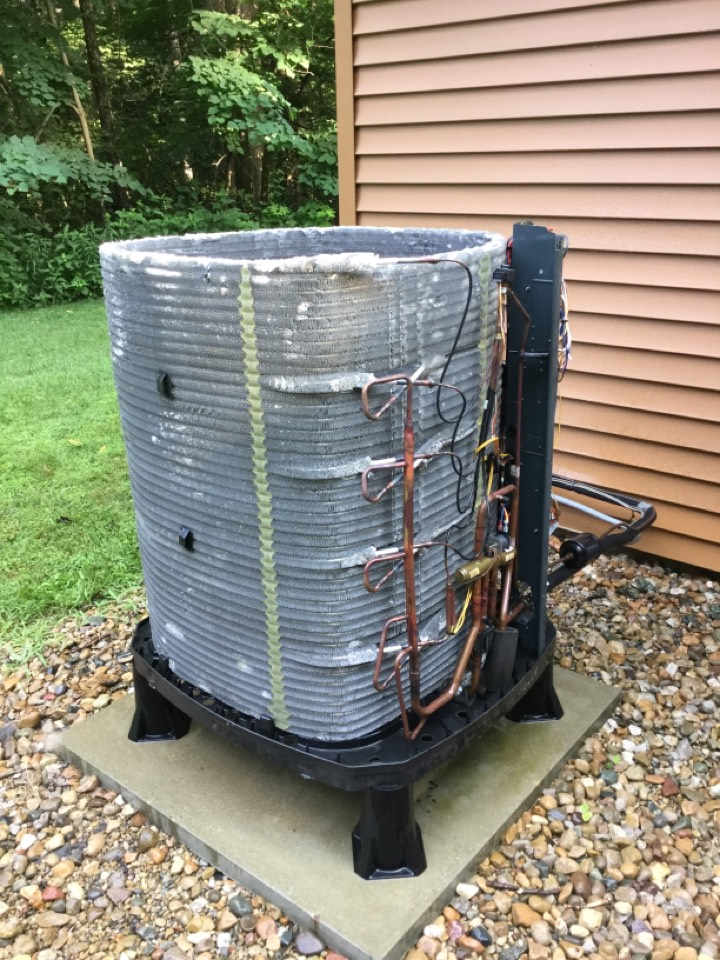 Martinsville, IN - Cooling AC Maintenance Service American Standard Heat Pump Air Conditioner Air Filter Replacement