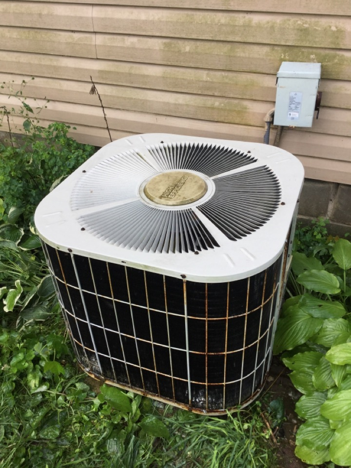 Martinsville, IN - Cooling AC Maintenance Service Intertherm Air Conditioner
