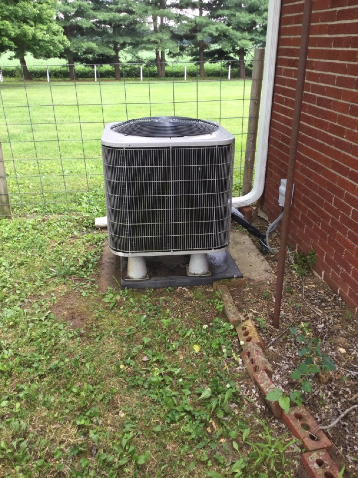 Martinsville, IN - Cooling AC Maintenance Service Bryant Heat Pump Air Conditioner