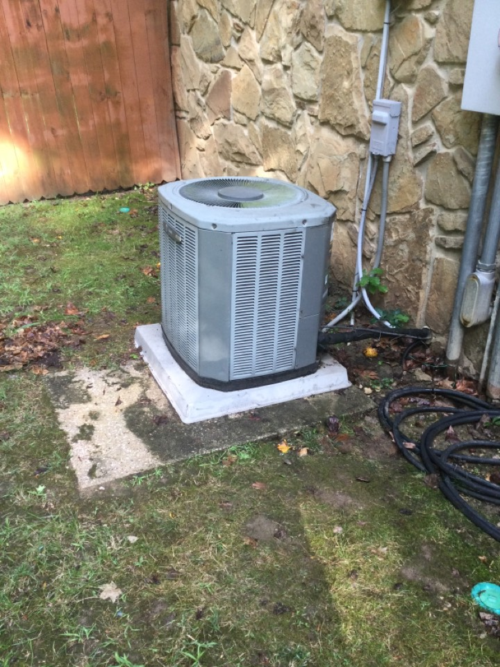 Mooresville, IN - Trane AC service maintenance and repair