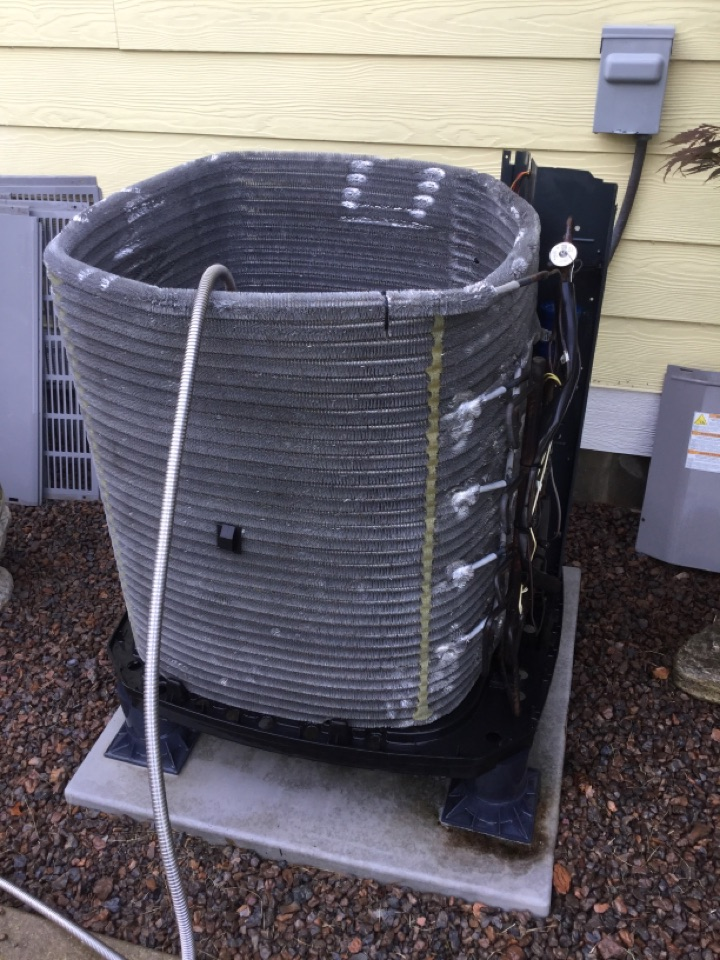 Mooresville, IN - Ac Cooling Maintenance Service American Standard Heat Pump Air Conditioner