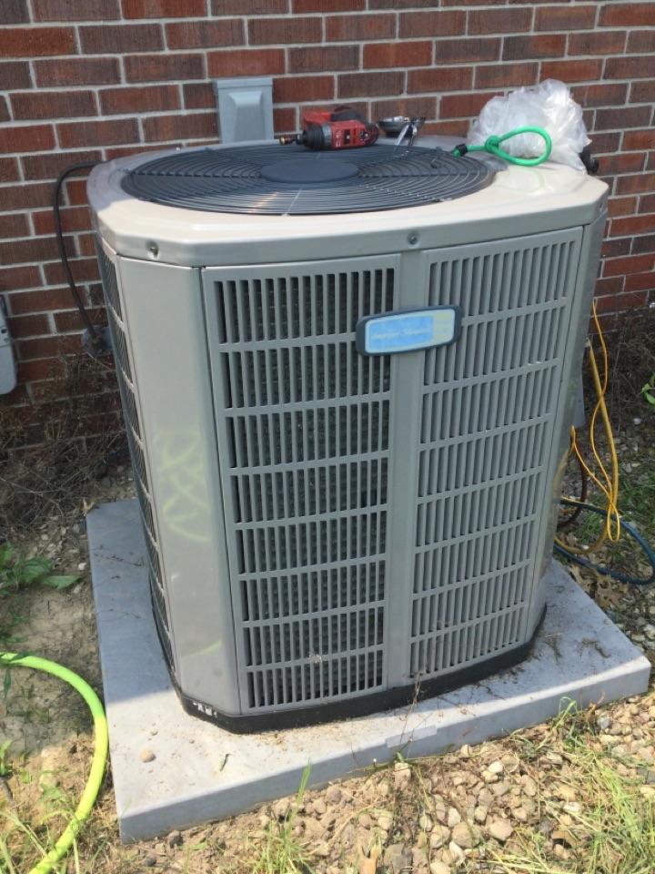 Clayton, IN - American standard AC service maintenance and repair