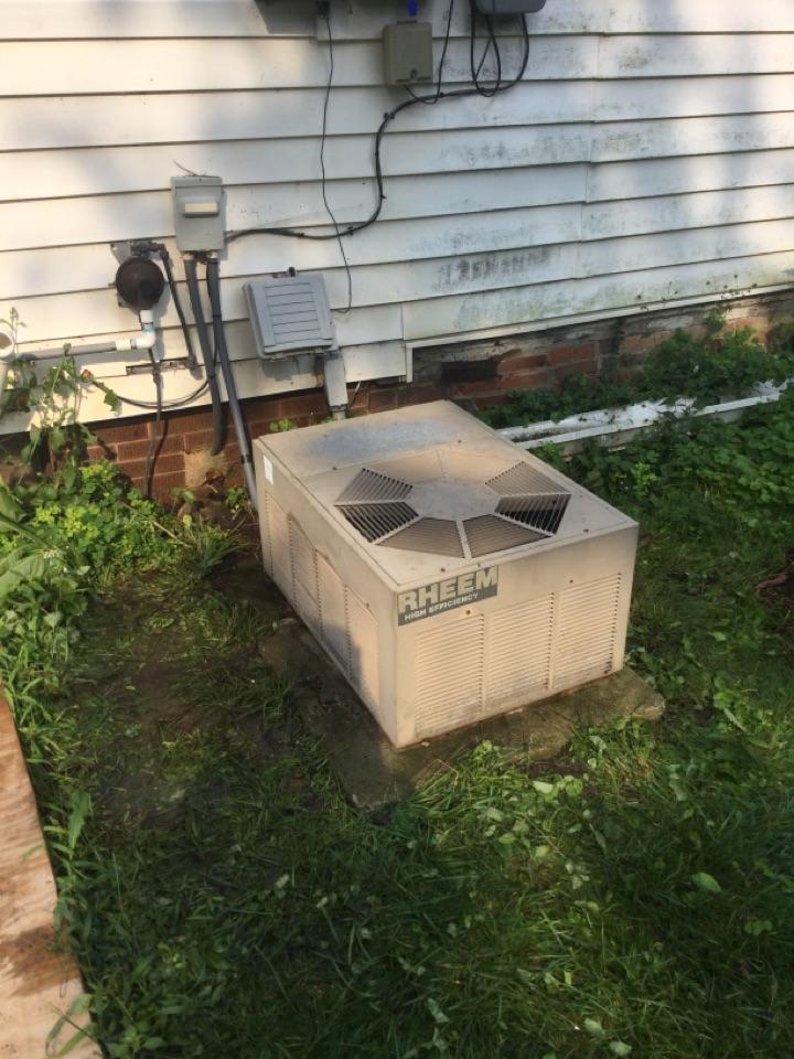 Stilesville, IN - Ac no cool service repairs