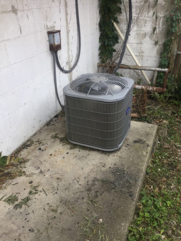 Danville, IN - Cooling AC Maintenance Service Carrier Air Conditioner