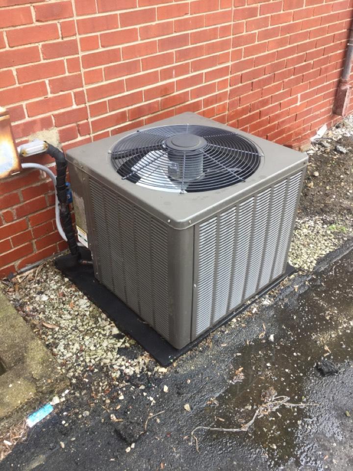 Danville, IN - Cooling AC Maintenance Service Rheem Air Conditioner