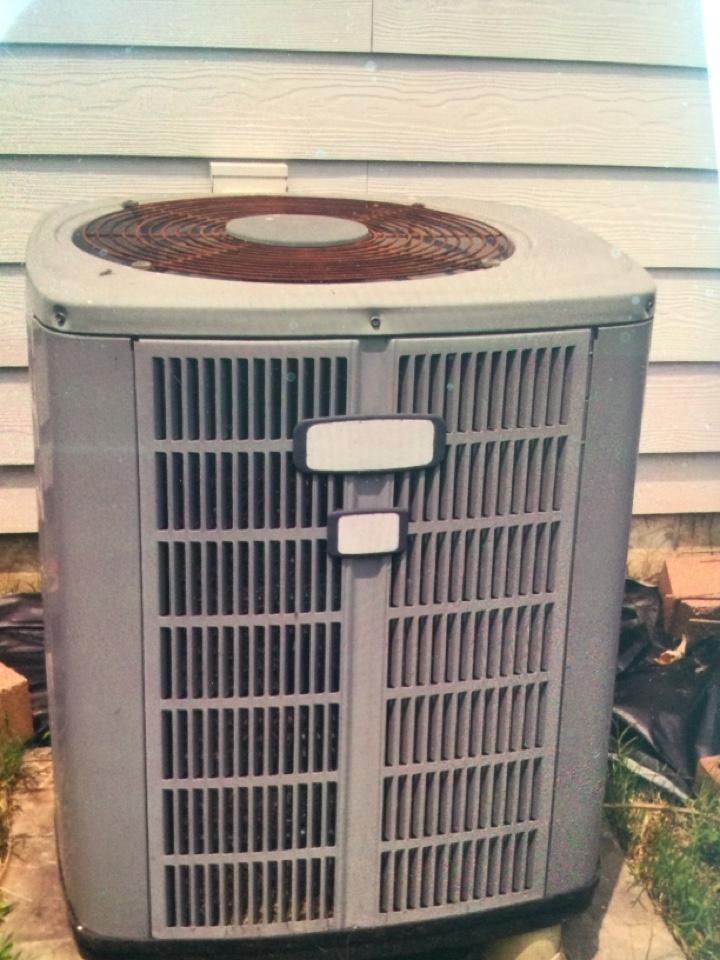 Indianapolis, IN - American standard heat pump AC service maintenance and repair
