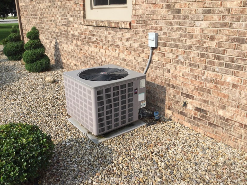 Clayton, IN - Thermo zone to American standard air conditioner replacement estimate