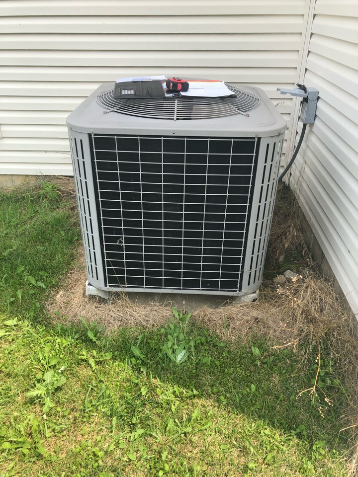 Plainfield, IN - Estimate to replace Bryant heat pump