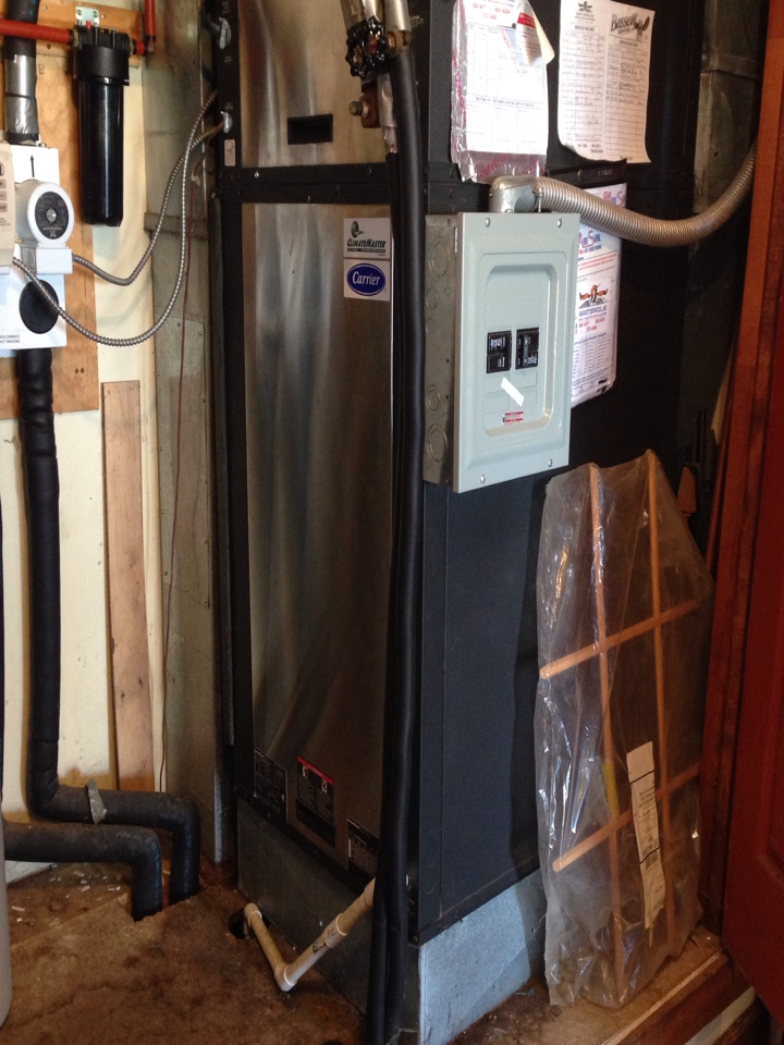 Morgantown, IN - GEOTHERMAL  AIR CONDITIONING CHECK UP