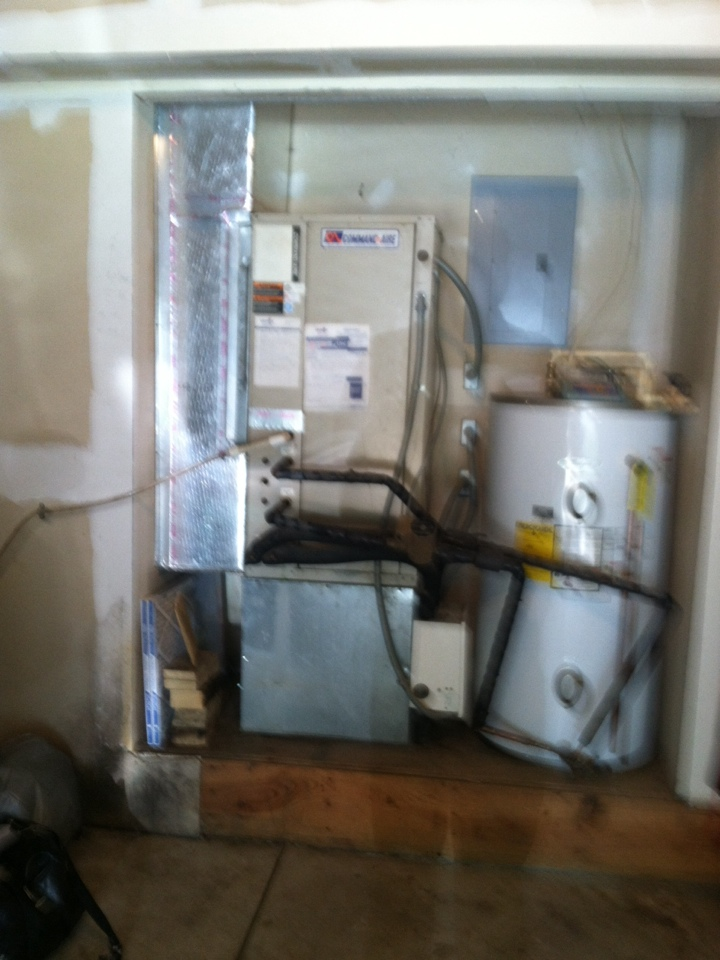 Paragon, IN - Replace command air geothermal unit with new Waterfurnace series 5 geothermal unit