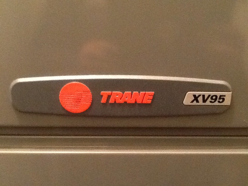 Bainbridge, IN - Heating Tune Up on Trane XV95 Gas Furnace with Honeywell Nonprogrammable Temperature Control