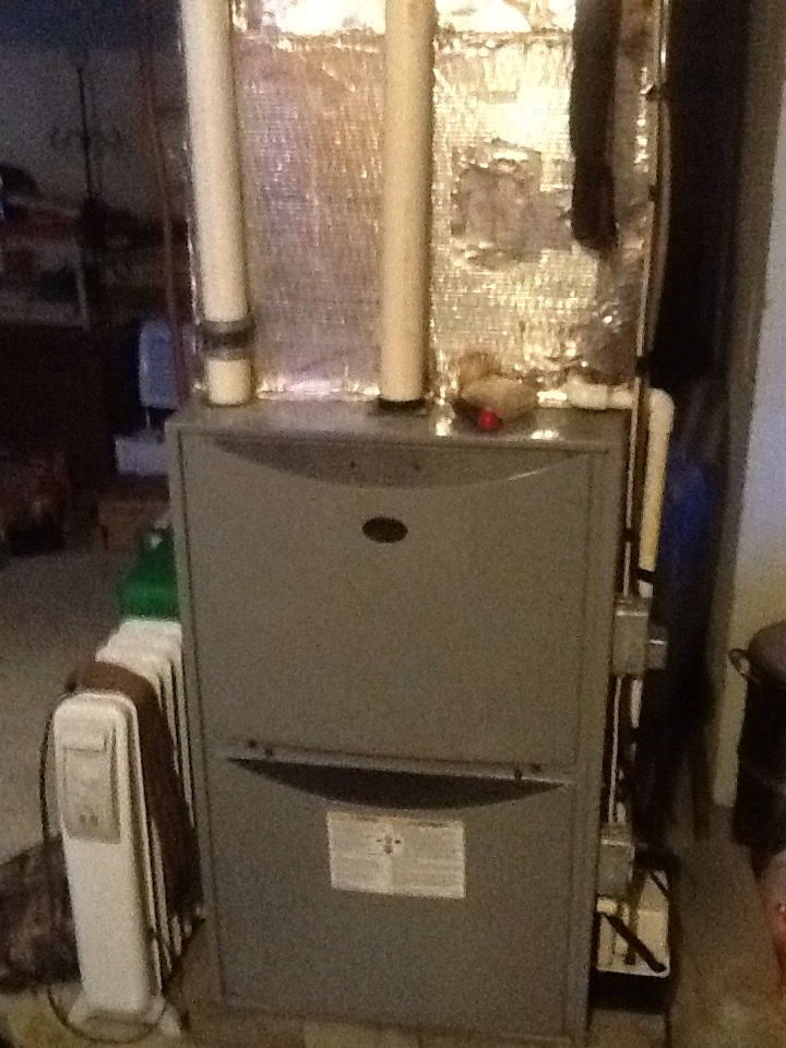 Morgantown, IN - Inter city furnace tune up
