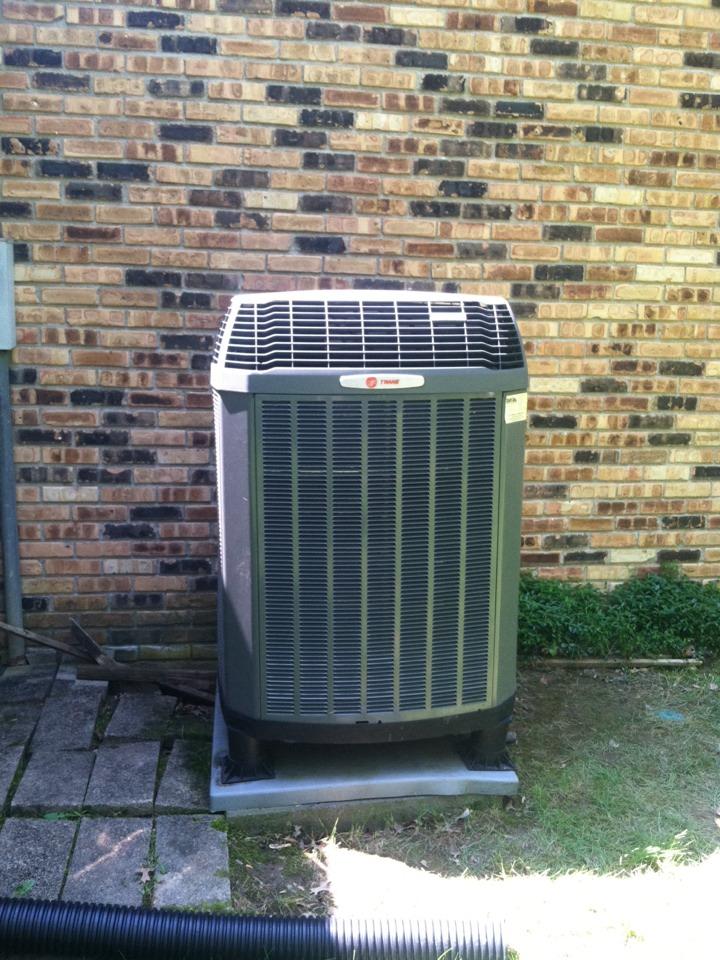 Bainbridge, IN - Repair in trane heat pump