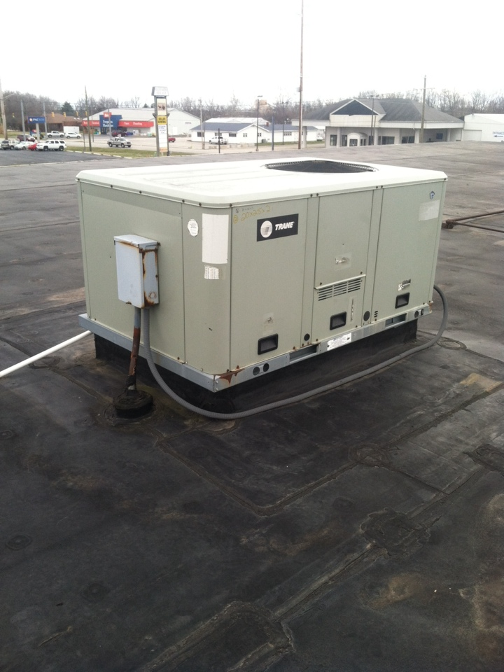 Danville, IN - Repair on trane heating and cooling system