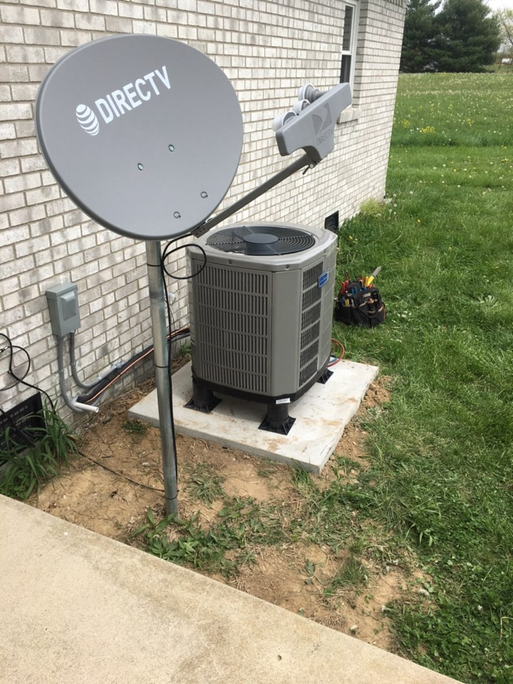 Martinsville, IN - Installation of American standard heat pump system