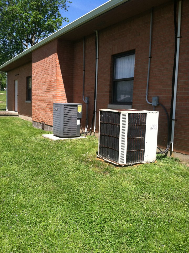 Mooresville, IN - Annual cooling tune up on Bard and Goodman AC units