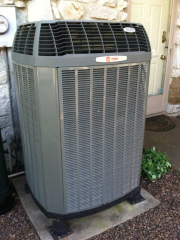 Mooresville, IN - Repairing a Trane gas furnace