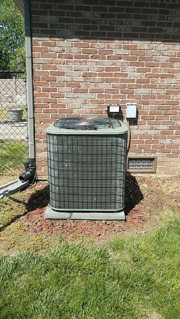 Mooresville, IN - Carrier ac service