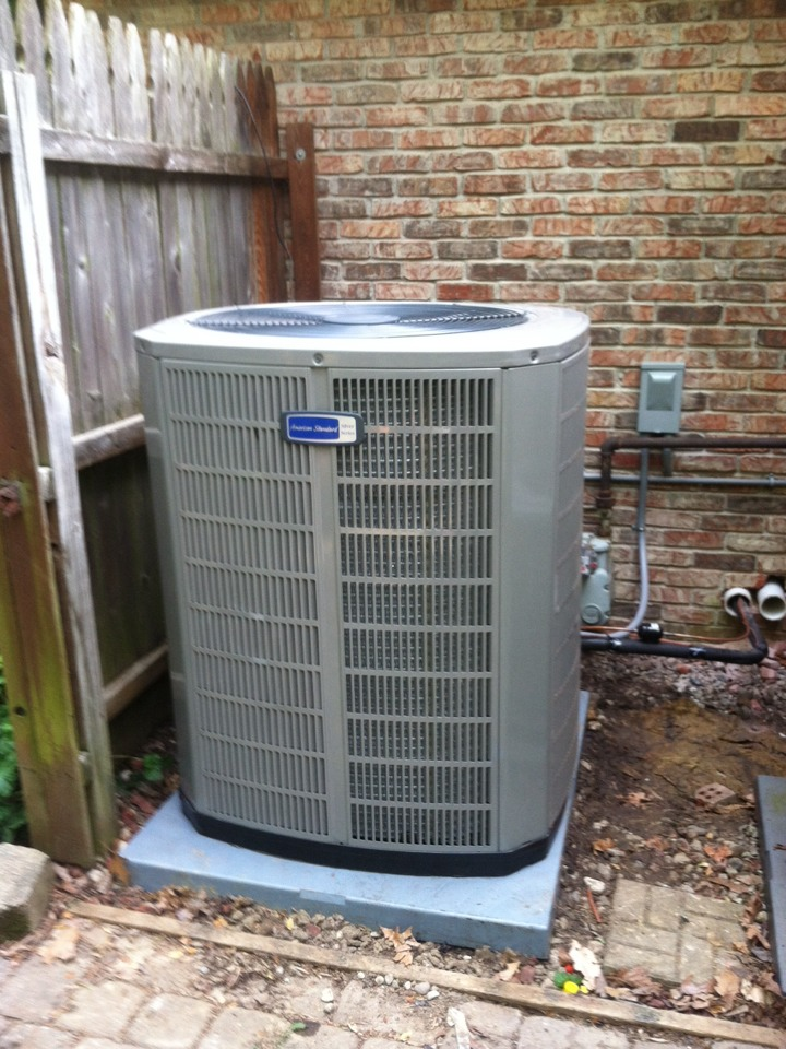 Martinsville, IN - Installed 90 percent furnace and ac