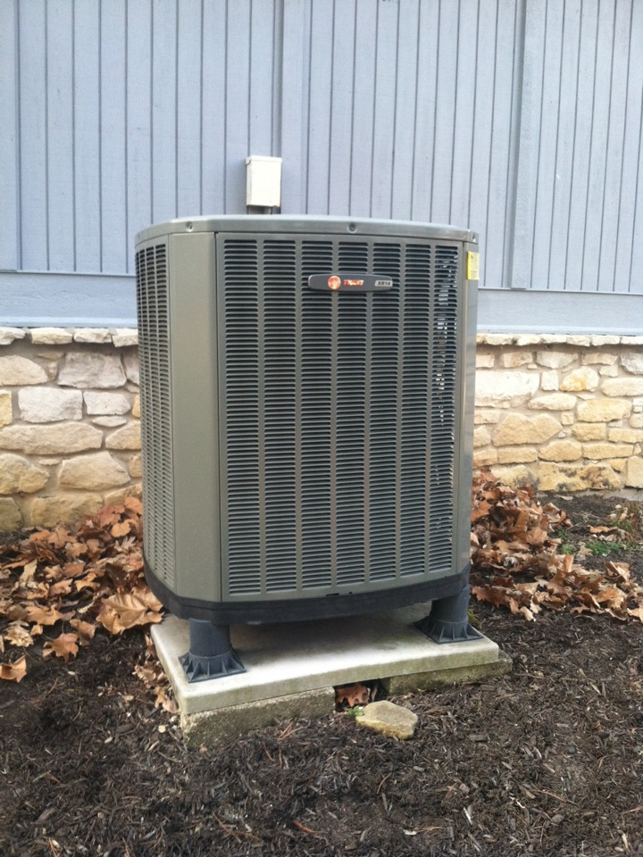 Monrovia, IN - Repair on trane heat pump system
