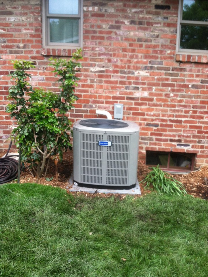 Speedway, IN - Installed 90 percent furnace coil and ac