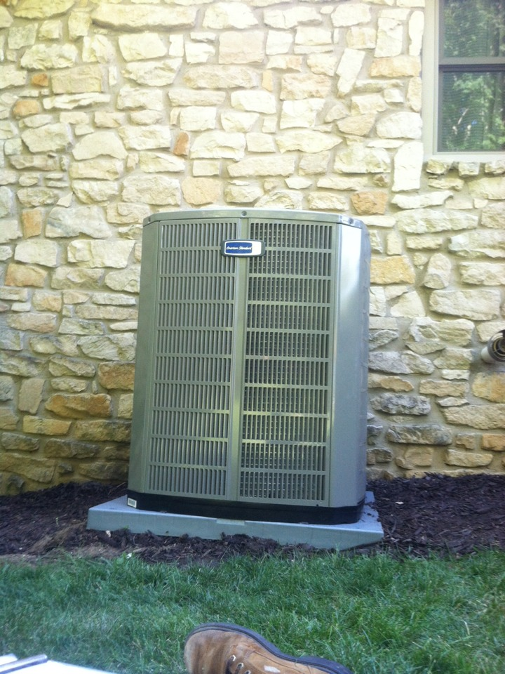 Zionsville, IN - Installed ac and coil