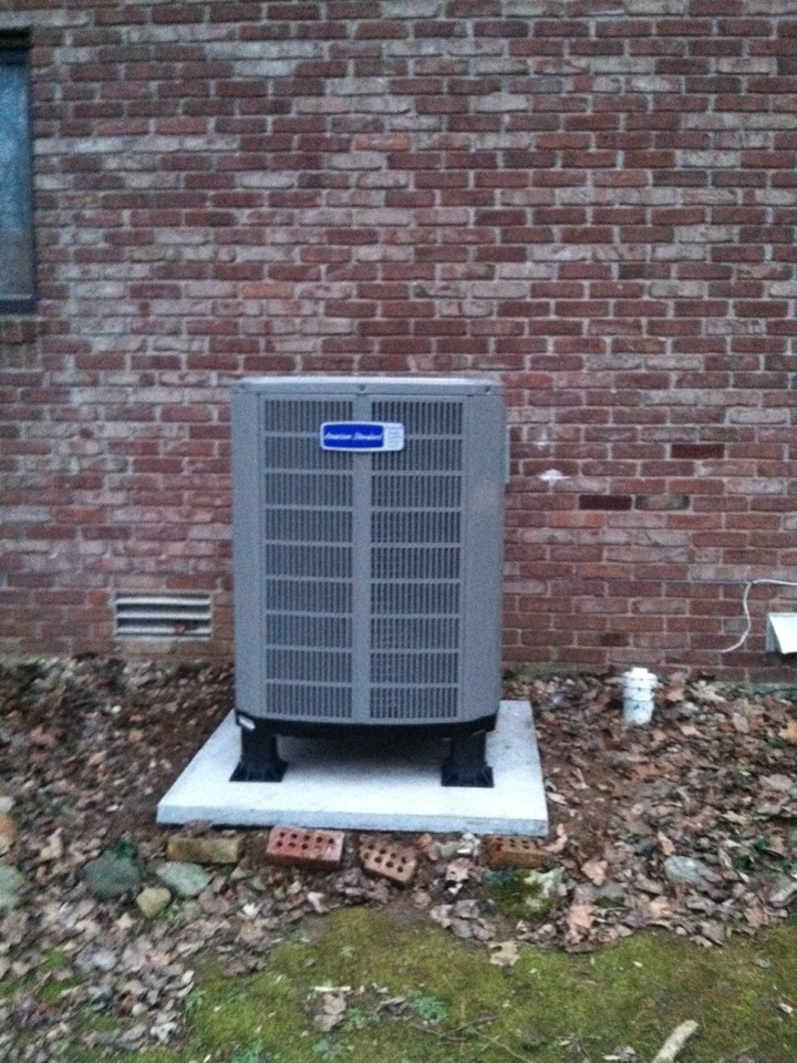 Martinsville, IN - Ac tune up on American standard equipment